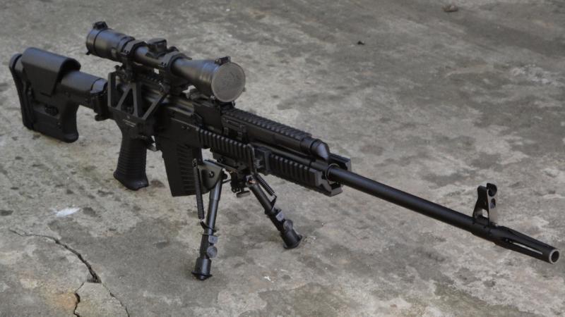 нарезная винтовка