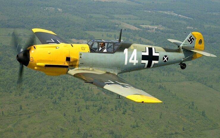 немецкие самолеты