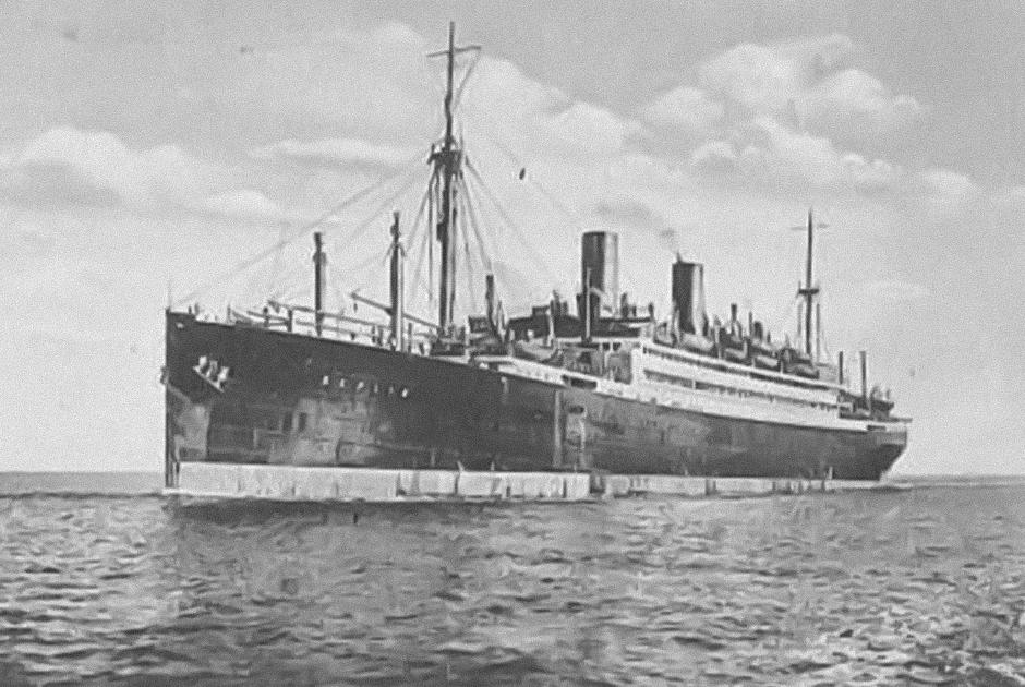 первый пароход в мире