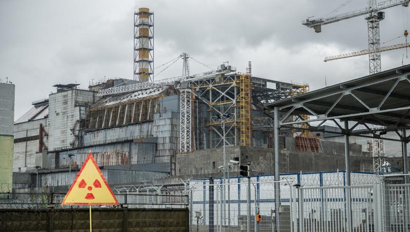 чернобыльская атомная станция