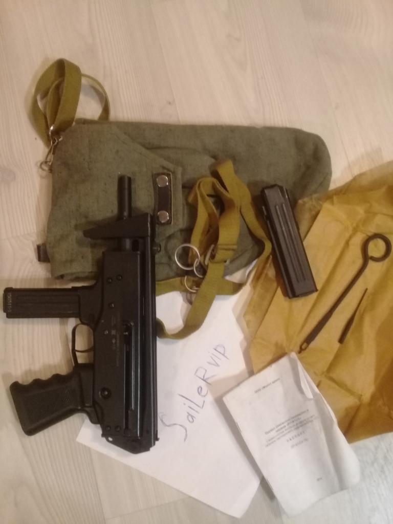 пп кедр российский 9 мм пистолет пулемет