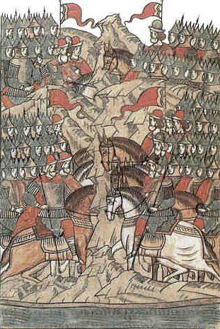 победа над монголо татарским игом