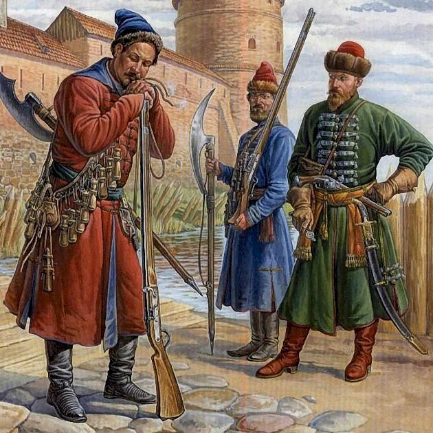 иван грозный заложил основы русской регулярной армии