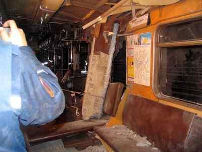 трагедия в метро