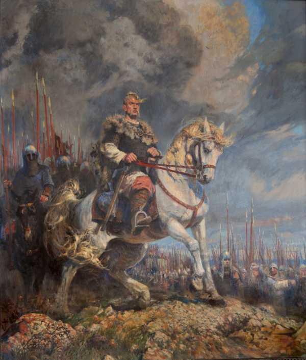 гибель князя святослава