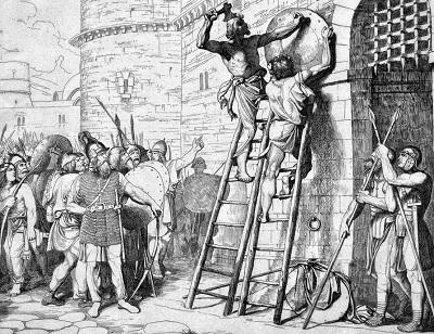 поход вещего олега на царьград