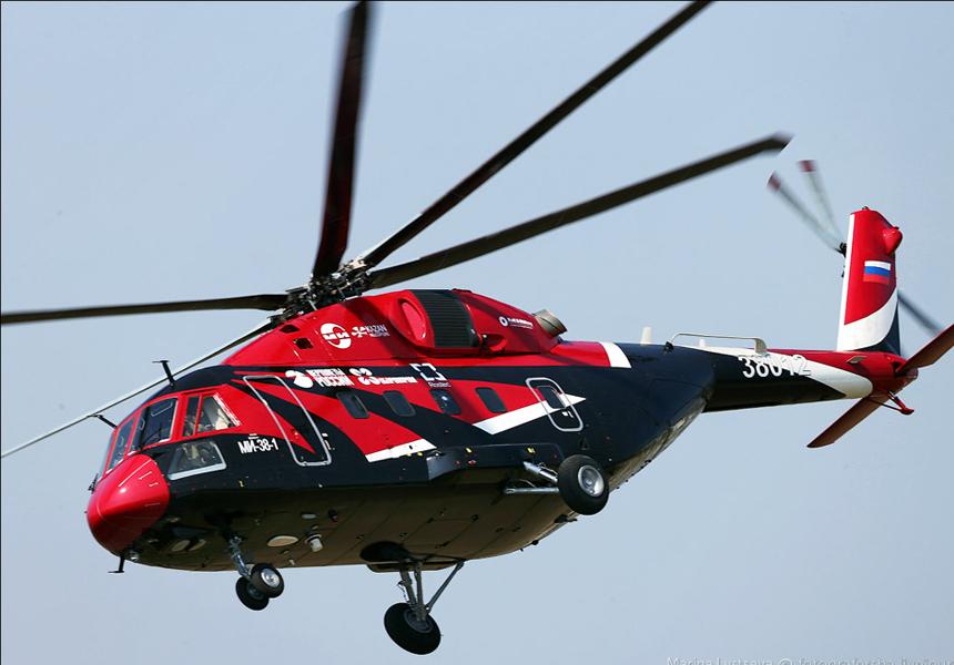 какая скорость у вертолета