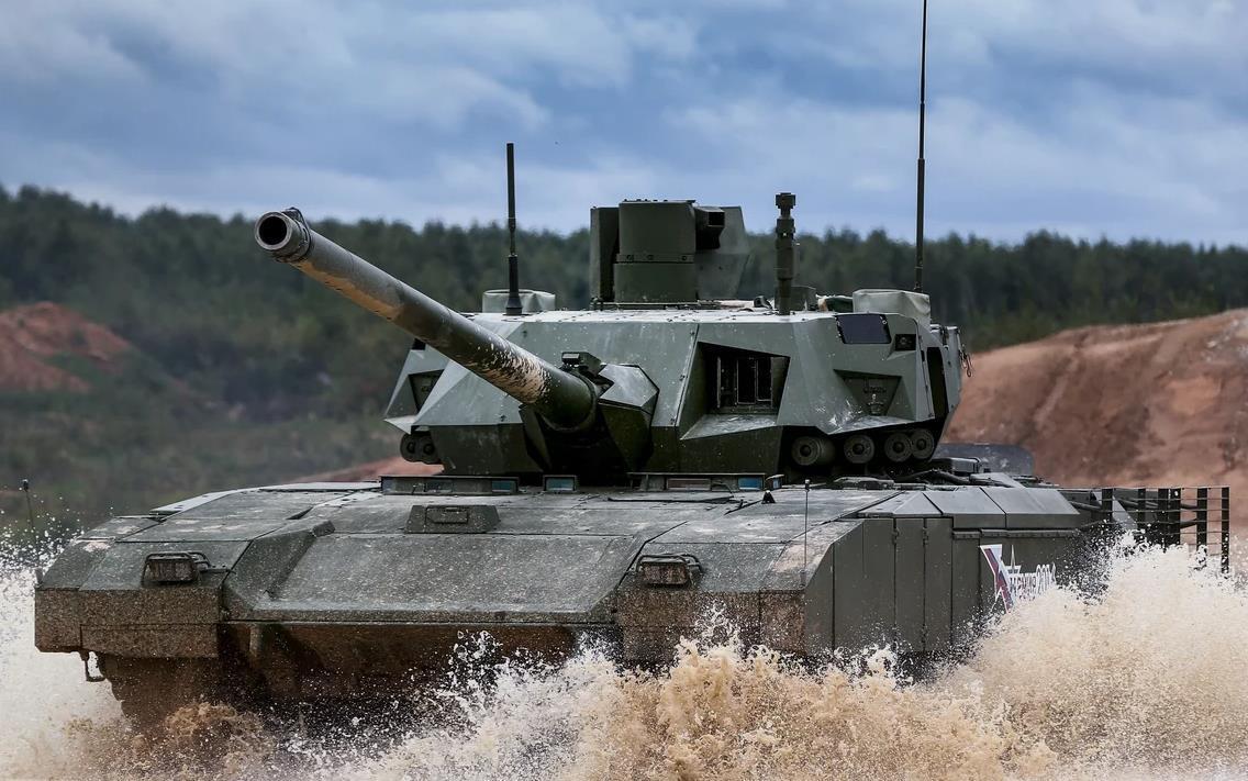 система активной защиты танка