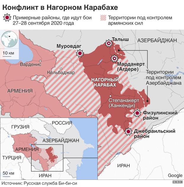 земли армении в турции