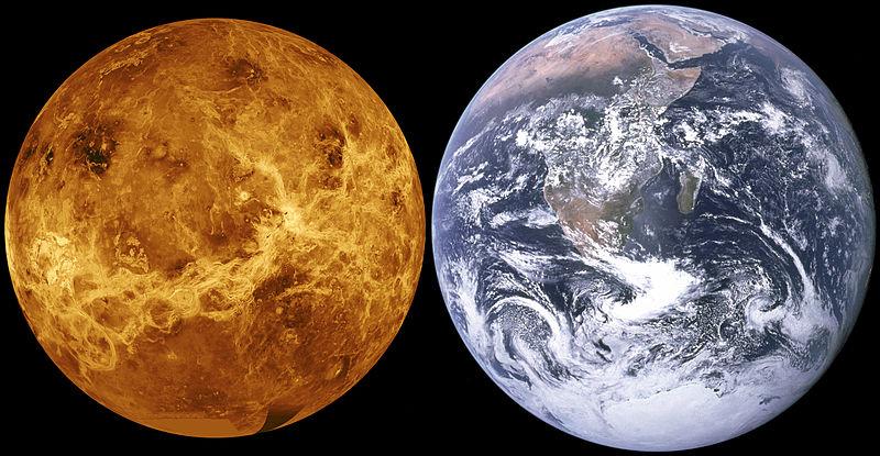 венера планета фото поверхности