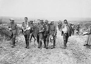 людские потери в первой мировой войне