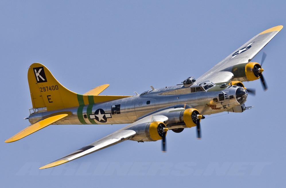 b17 самолет