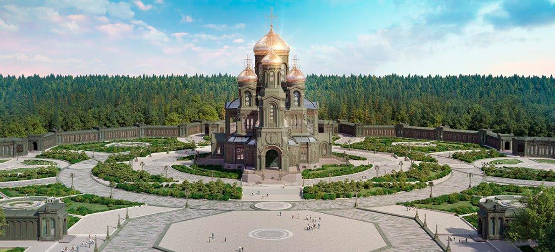парк патриот схема объектов