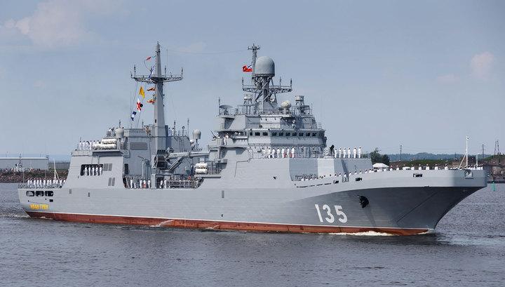 петр моргунов большой десантный корабль