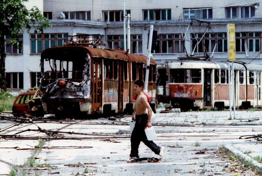 война в боснии и герцеговине 1992 1995