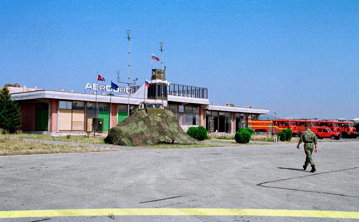 приштина аэропорт