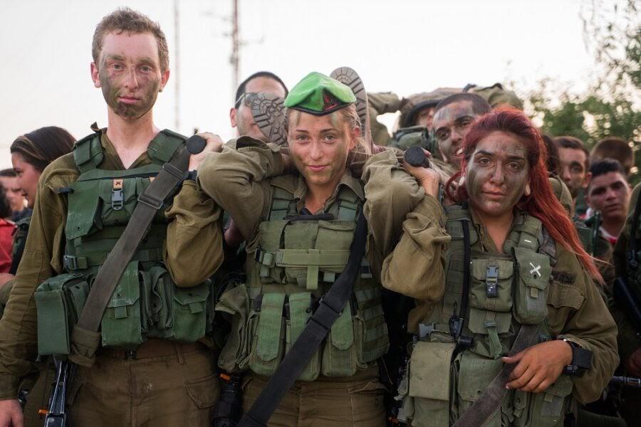 служба в израильской армии
