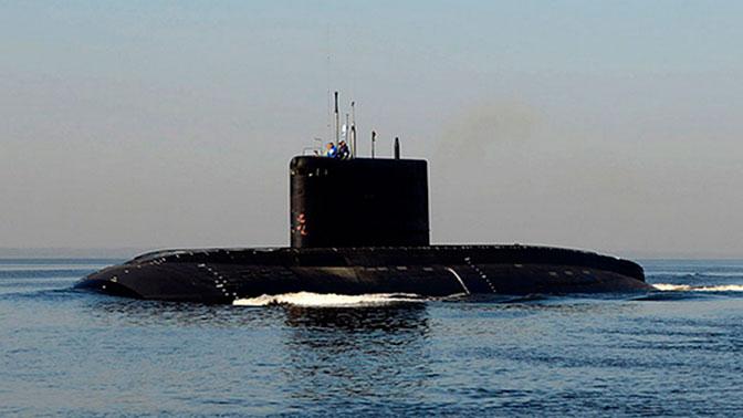 подводная лодка варшавянка характеристики