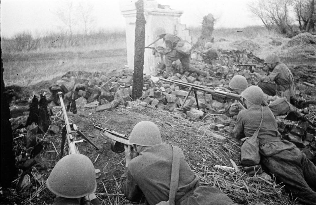 воронеж во время войны