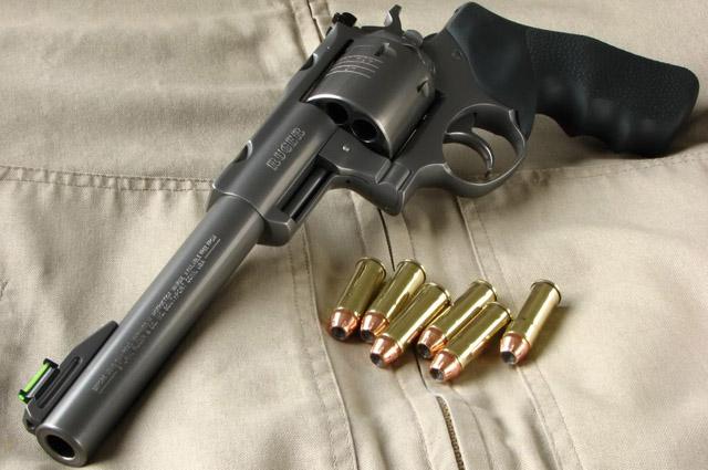 самый убойный пистолет