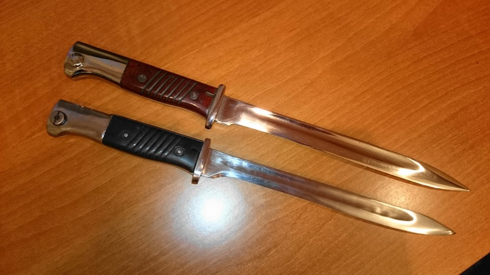 штык ножи второй мировой войны фото