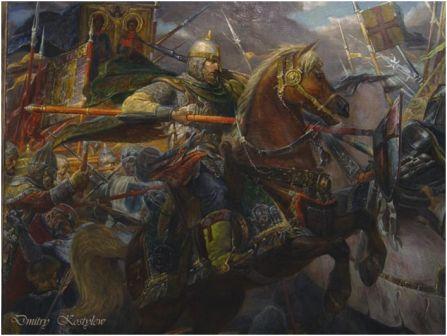 какое событие произошло в 1240 году