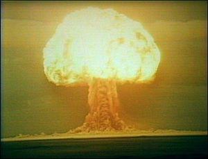 первый ядерный взрыв в ссср