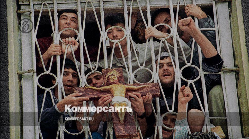 название тюрем в россии