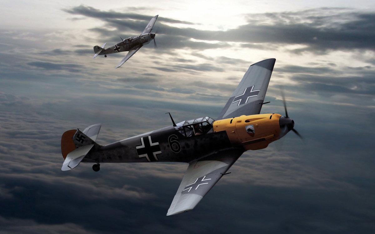 фашистские самолеты