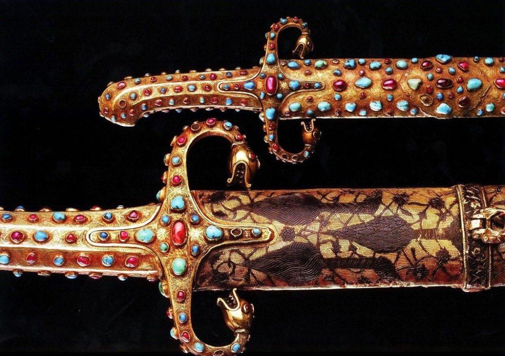 меч пророка мухаммеда