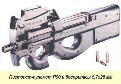 фн п90