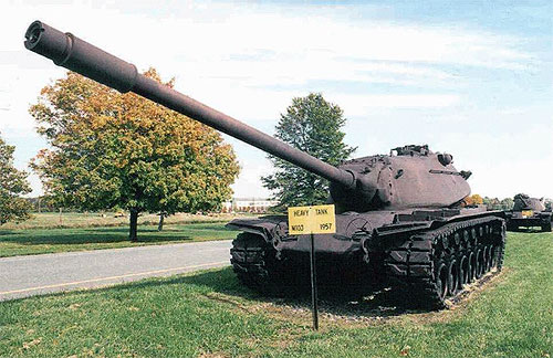 m103 танк