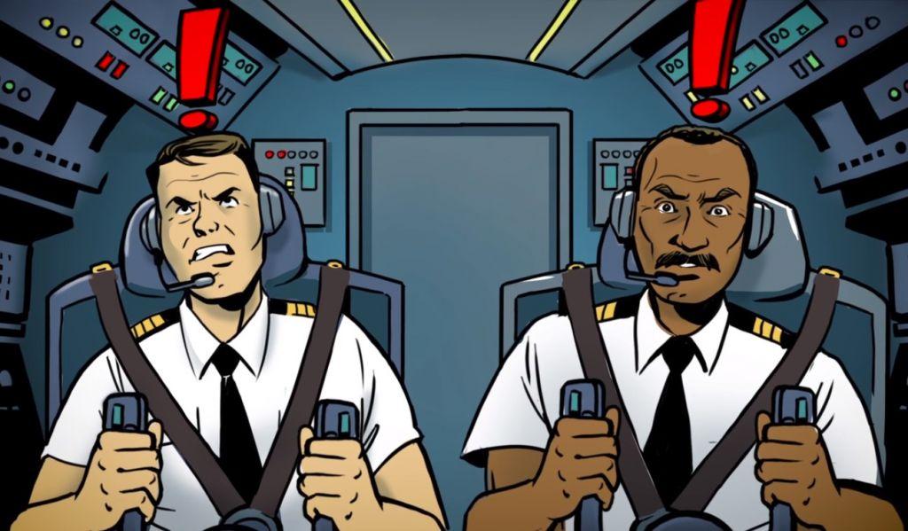 почему в самолете надо выключать телефон