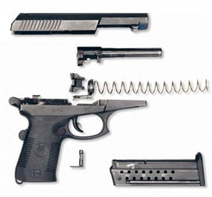пистолет ср 1м