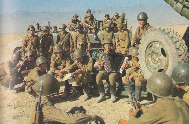 афганские рассказы