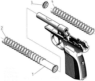 пистолет мр 79 9т