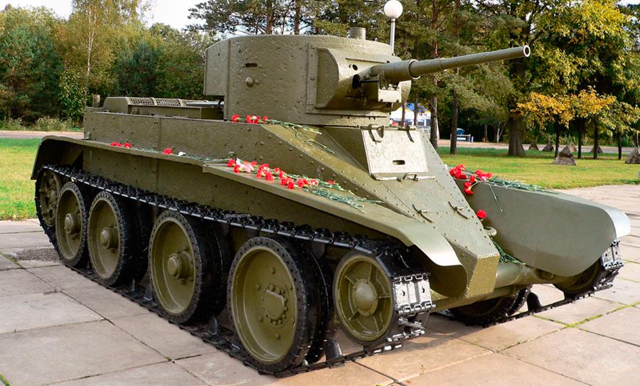 старинные танки
