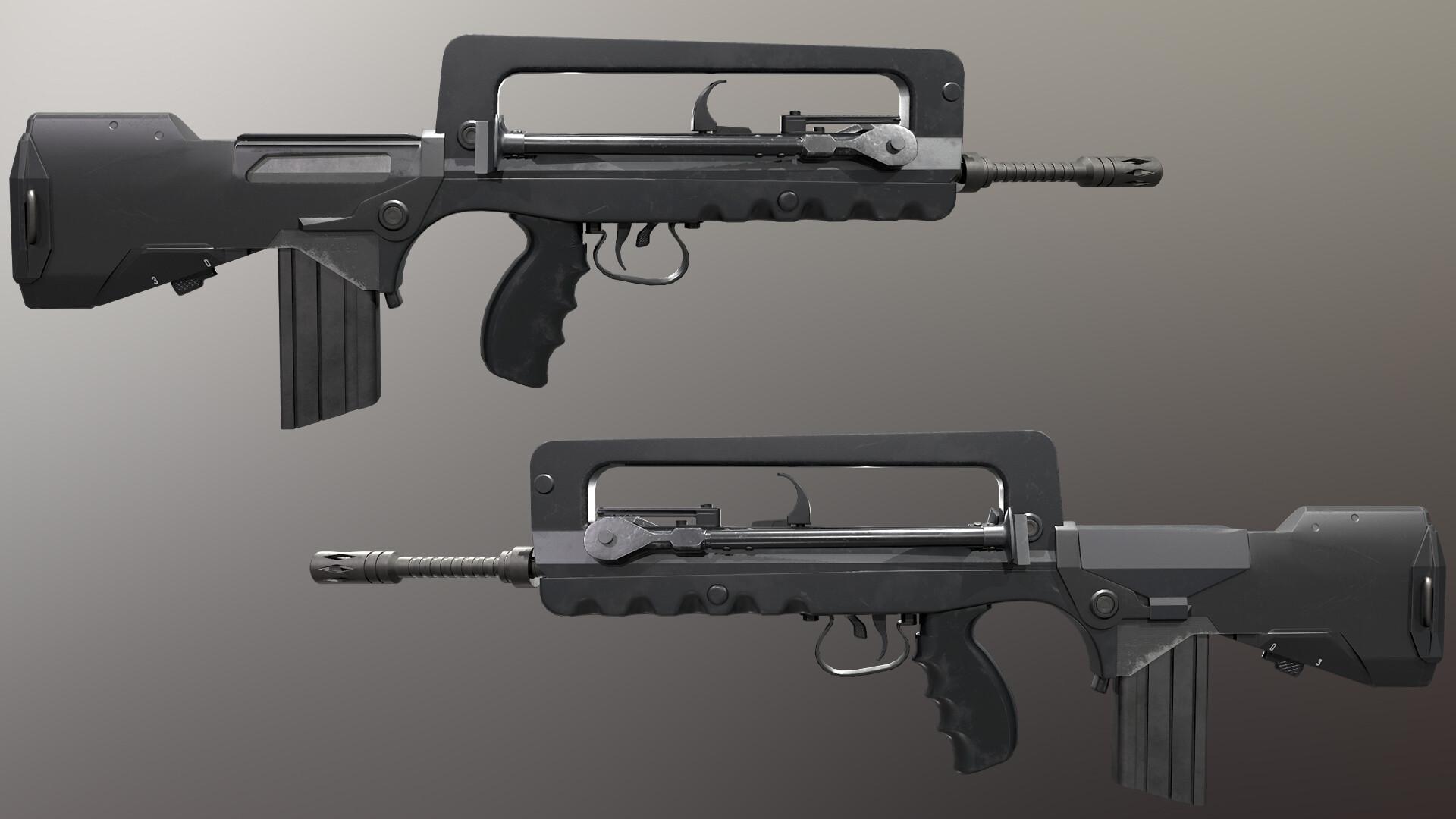 фамас оружие