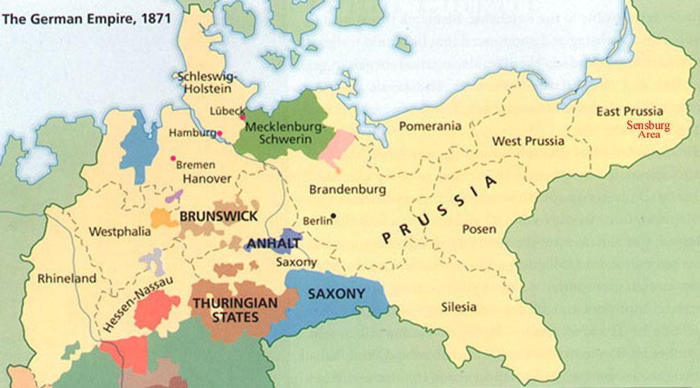 прусская