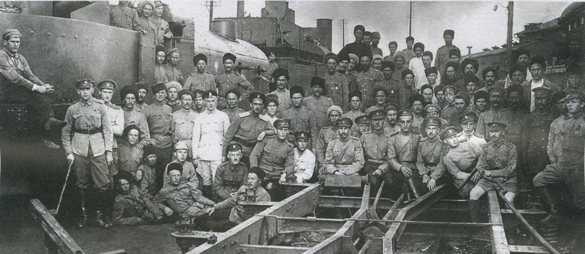 разгром белых войск в крыму дата