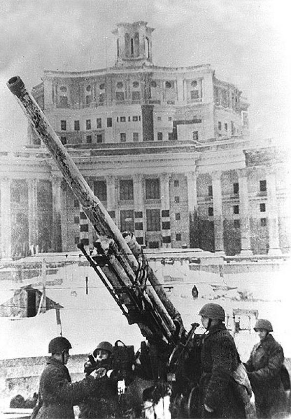 немцы в москве