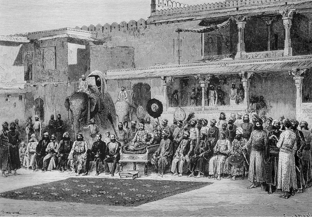 независимость индии от великобритании