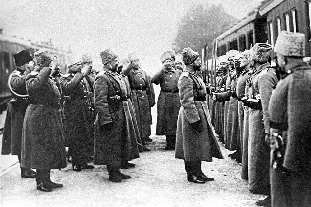 поводом к началу первой мировой войны стало