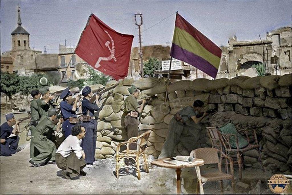 гражданская война в испании 1936 1939 кратко