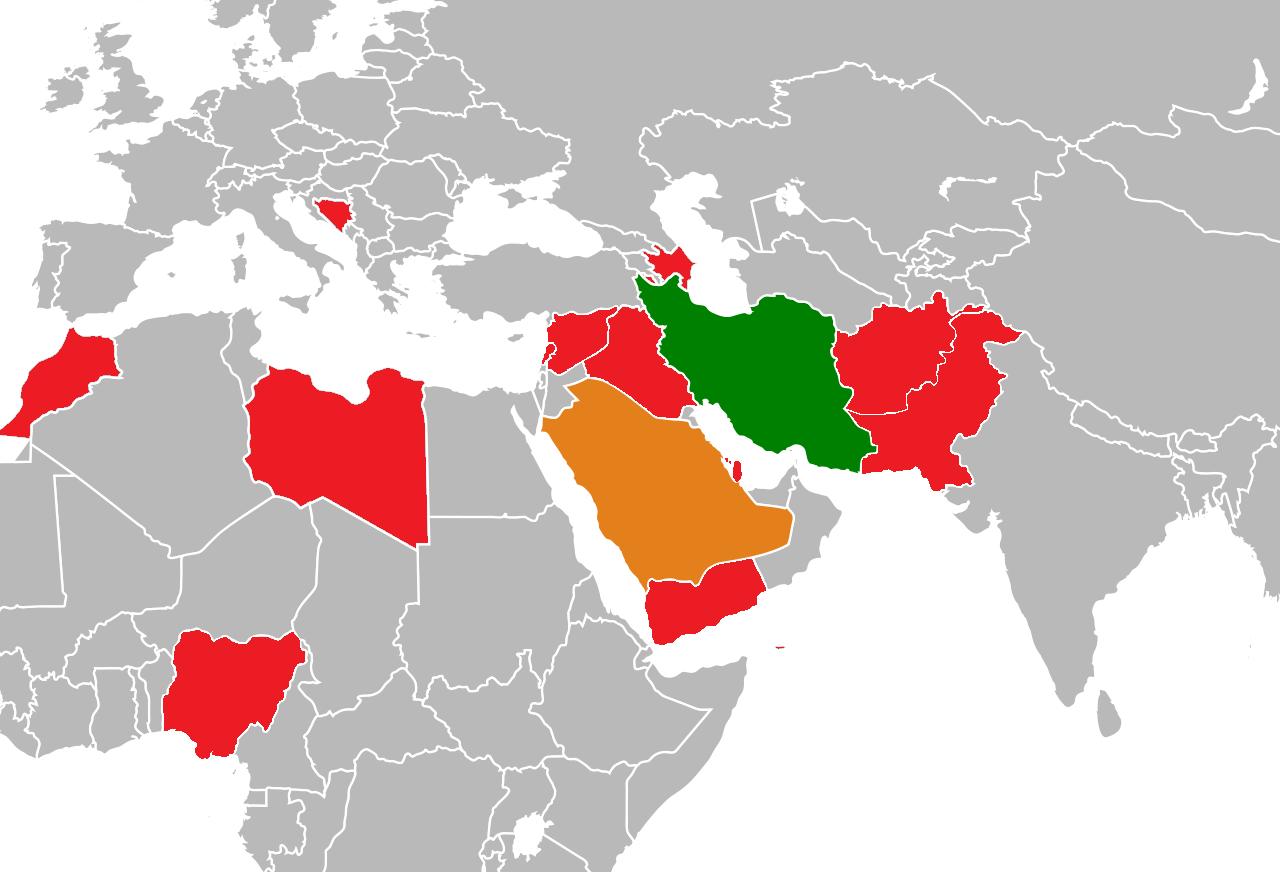современные международные конфликты