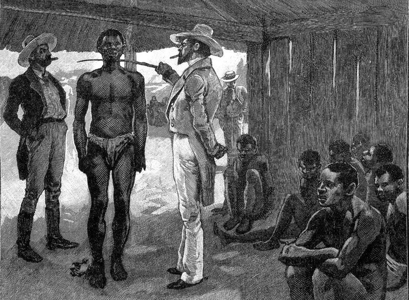 рынок рабынь