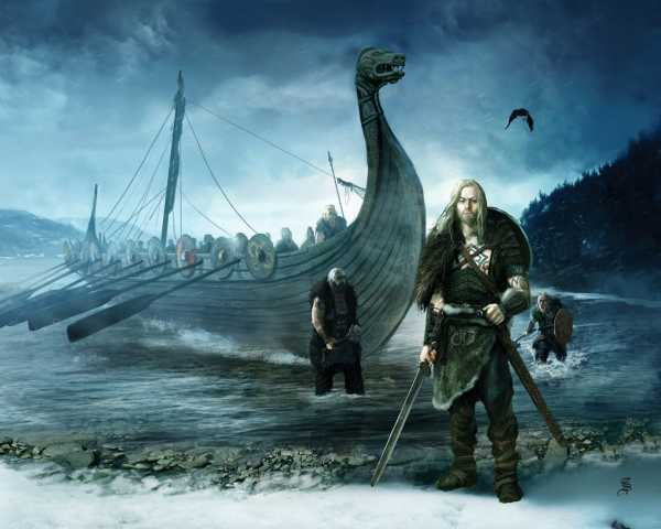 государства викингов