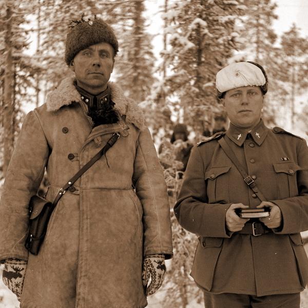 финский снайпер симо хайха