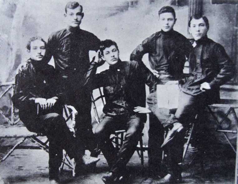 анархисты в россии в начале 20 века