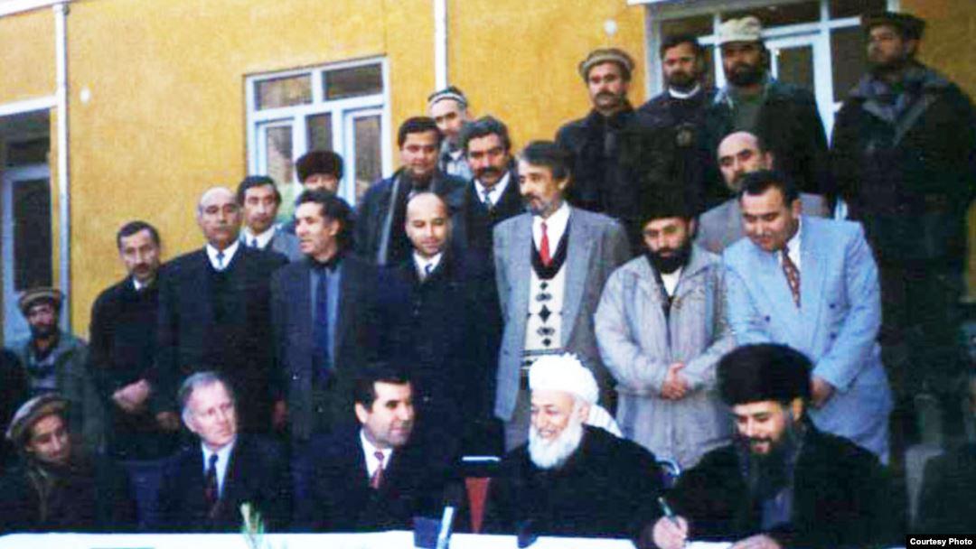 таджикская война